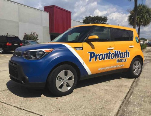 Pronto Wash Wrap